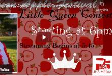 Apple Festival Little Queens Contest - 8/21/21