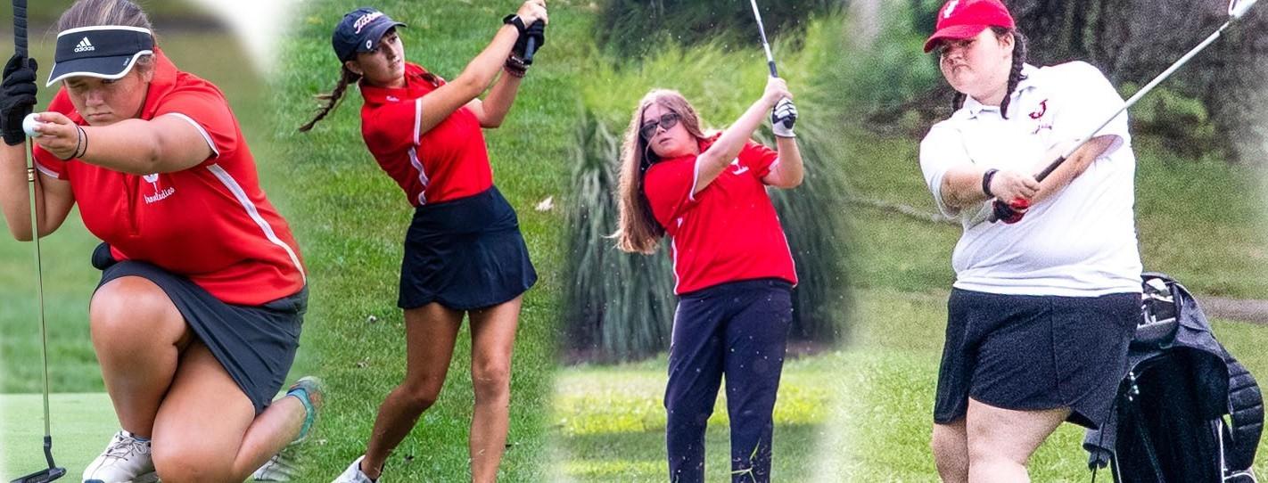Jackson Girls Golf Collage