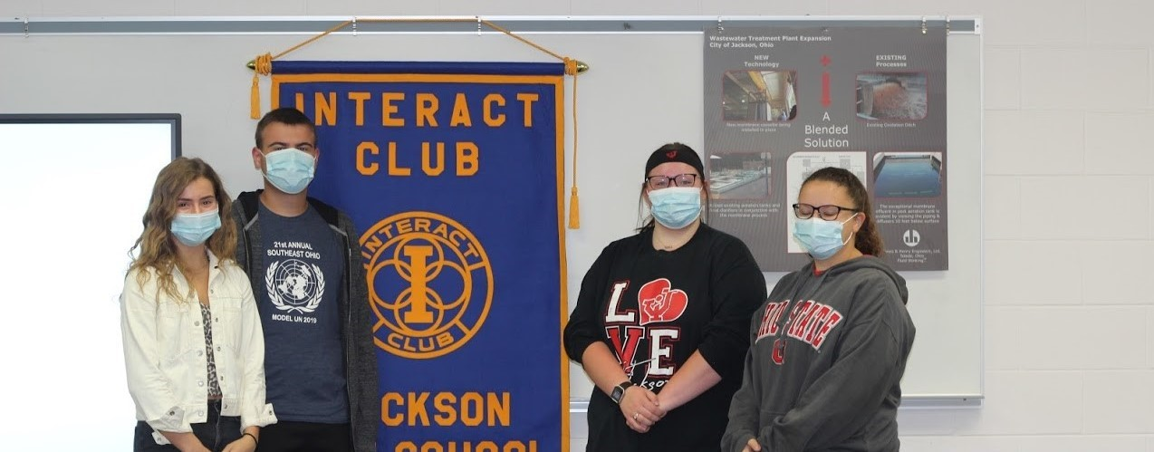 JHS interact club group