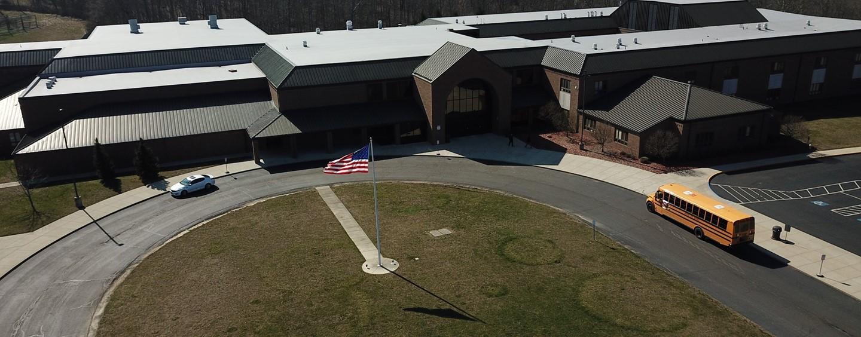 Jackson High School main entrance